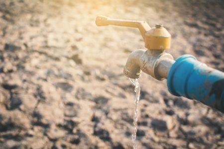 ندرة المياه