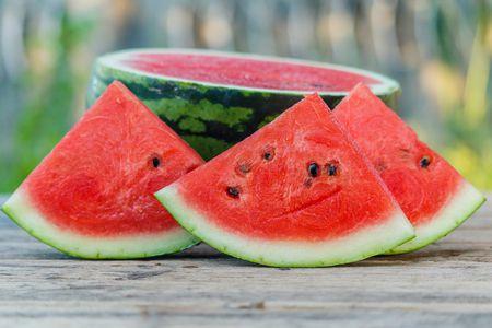 صورة , البطيخ الأحمر , فوائد البطيخ