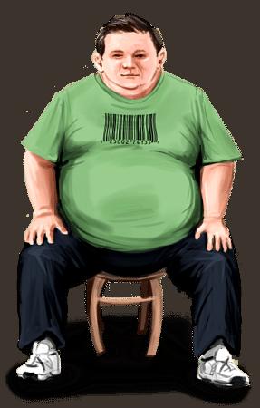 صورة , زيادة الوزن , عمليات شفط الدهون