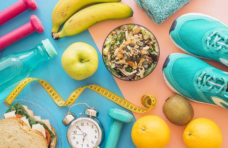 صورة , إنقاص الوزن , النظام الغذائي المسائي