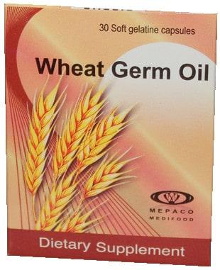 صورة, عبوة ,ويت جرم أويل, Wheat Germ Oil