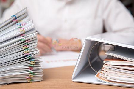 صورة , رجل , مكتب , المماطلة في العمل
