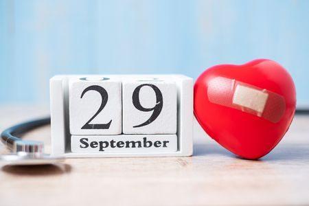 اليوم العالمي للقلب , ٢٩ سبتمبر