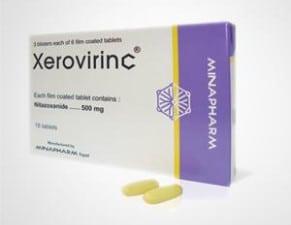 صورة,دواء, عبوة ,زيروفيرينك, XerovirinC