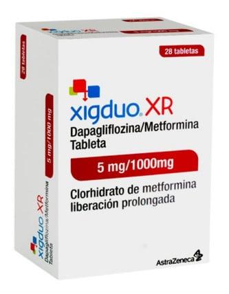 صورة , عبوة , دواء , كسيجدو , Xigduo XR , لعلاج داء السكري