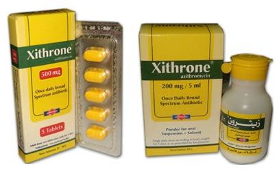 صورة , عبوة , دواء , علاج , زيثرون , Xithrone