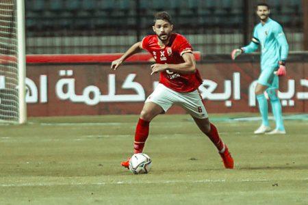 المدافع ياسر إبراهيم