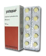 صورة , عبوة , دواء , أقراص , يوتوبار , Yutopar
