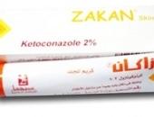 صورة, عبوة, كريم, زاكان , Zakan , Cream
