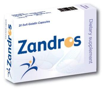 صورة, عبوة, زاندروس, Zandros