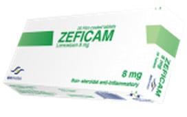 صورة , عبوة , دواء , أقراص , زيفيكام , Zeficam