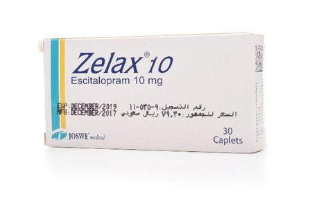 دواء زيلاكس ، صورة دواء Zelax