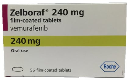 صورة,دواء,علاج, عبوة, زيلبوراف , Zelboraf