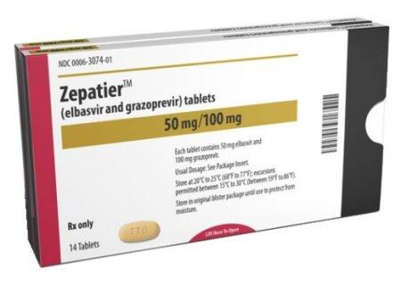 صورة,دواء,علاج, عبوة, زيباتير , Zepatier