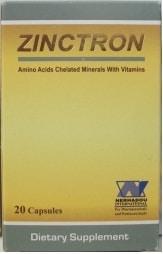 صورة, دواء, علاج, عبوة, زنكترون , Zinctron
