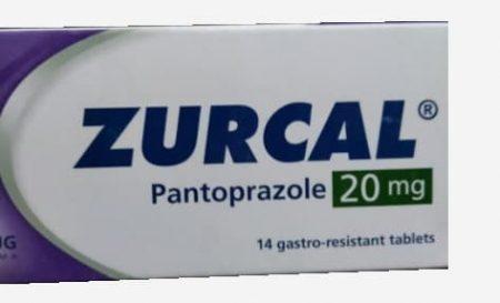 صورة عبوة دواء زوركال Zurcal 20