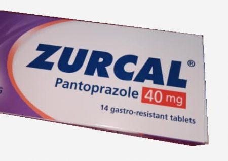 صورة عبوة دواء زوركال Zurcal 40