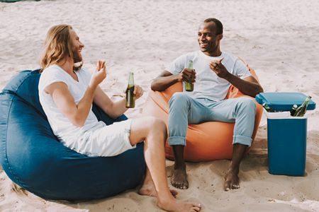 وجبات , الشاطئ, صورة, beach meal