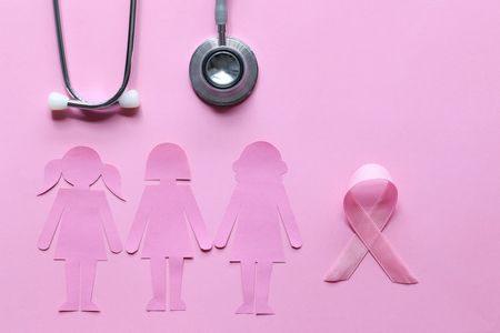 الكشف المبكر , سرطان الثدي