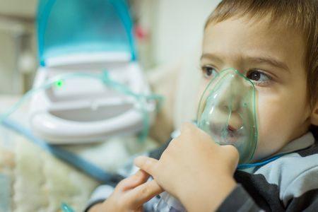 صورة , طفل , عملية التنفس , جهاز التنفس