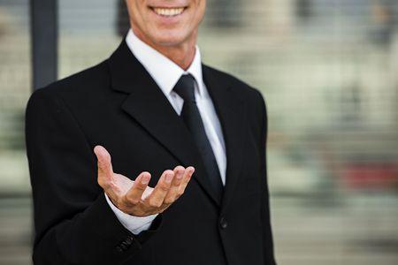 صورة , رجل أعمال , النجاح , التصالح مع الذات