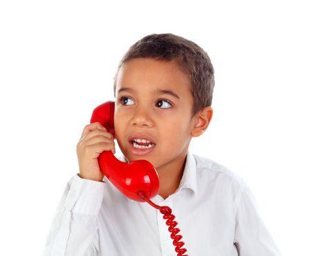 child talking ، صورة ، نطق الطفل