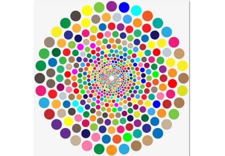 عمى الألوان،الإبصار،عيون،صورة،ألوان