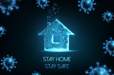 معلومات هامة , العزل المنزلي , الحجر الصحي , coronavirus pandemic
