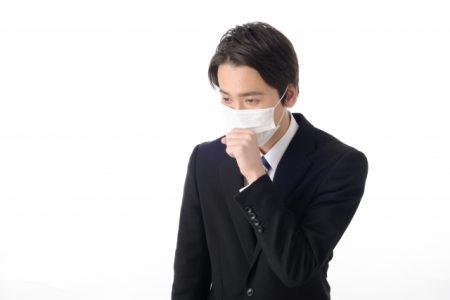 صورة , رجل مريض , علاج الكحة والبرد
