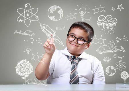 صورة , طفل , مبدع , مفكر , الإبداع
