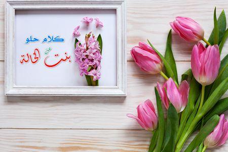 كلام حلو , بنت الخالة , صورة