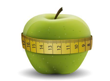صورة , إنقاص الوزن , حمية داش