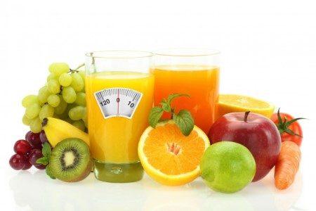 حمية غذائية ، إنقاص الوزن ، العصائر الطبيعية ، الوزن المثالي