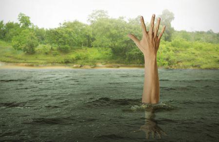 الغرق الجاف , drowning , صورة