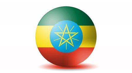 أثيوبيا ، أديس أبابا ، قلعة غوندار ، جبل أنطوطو ، المعالم السياحية ، الصنوبر ، شلالات النيل الأزرق