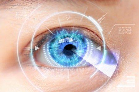 العين ، آلام العين ، قرنية العين ، قطرة العين