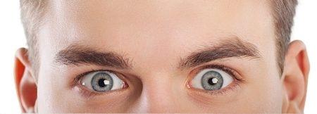 صورة , ارتفاع ضغط العين , الجلوكوما