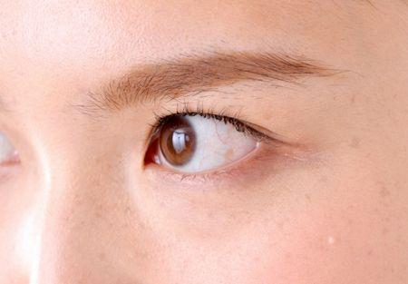 العين،صورة،عيون