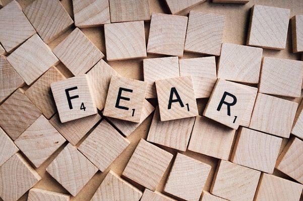 القلق،الخوف،صورة