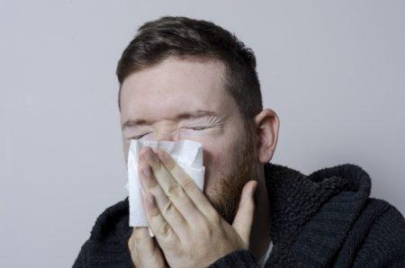 صورة , الأنفلونزا واحتقان الأنف , علاج الأنفلونزا