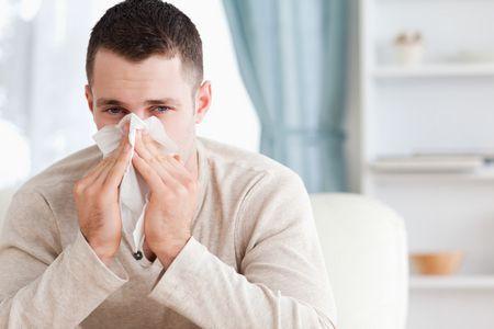 صورة , الأنفلونزا , نزلات البرد , السعال