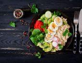 صورة , غذاء صحي , طعام , النباتيين