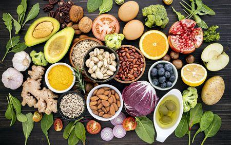 صورة , غذاء , طعام صحي