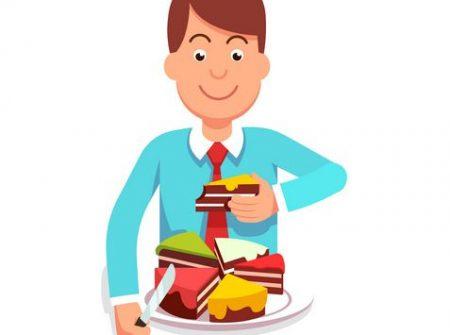 صورة , الجوع الوهمي , تناول الطعام