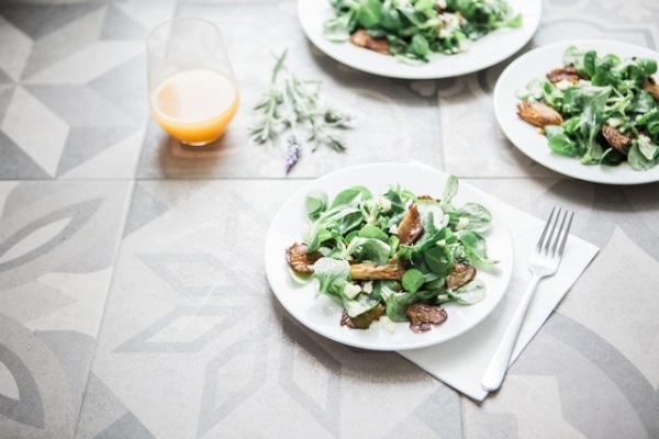 حمية غذائية،الصوم،صورة،سلطة الخضار
