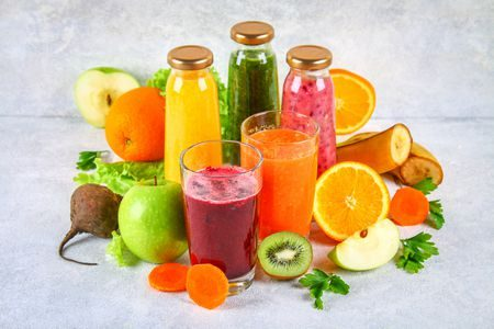 صورة , فاكهة , فصل الشتاء , مشروبات