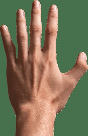 صورة , يد , التان , تغيير لون البشرة