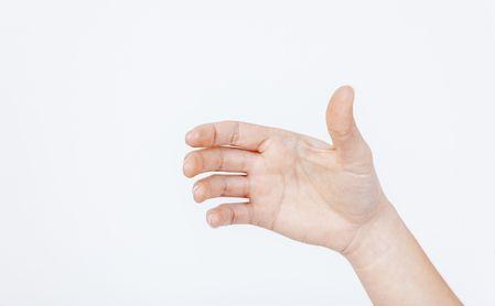 صورة , ظاهرة رينو , تثليج اليدين