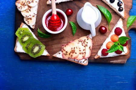 وجبة فطور صحي , أطعمة صحية