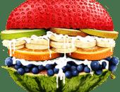 صورة , الطعام الصحي , السمنة